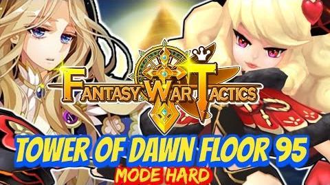 Fantasy War Tactics ToD Tower of Dawn 95 June 2016 FR