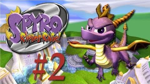 Spyro 2 Ripto's Rage! - Part 2 - Welcome to Summer Forest!
