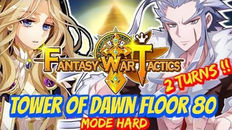 Fantasy War Tactics ToD Tower of Dawn 80 June 2016 - Muzaka Fury !