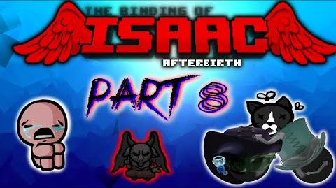 Binding of Isaac Afterbirth NOT WITH MY OWN KNIFE!!! -part 8-