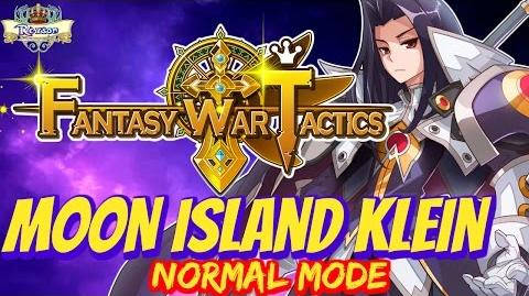 Fantasy War Tactics - Moon Island 11-3 Normal Klein ! - FWT FR