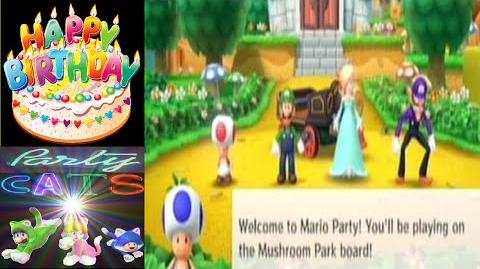 Mario Party 10 Special Episode!
