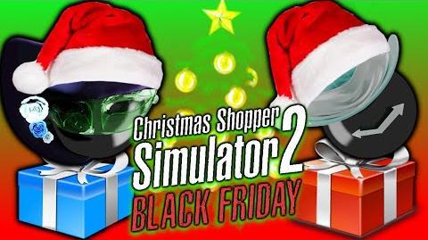 Christmas Shopper Simulator 2 Black Friday Edition The NutCracker