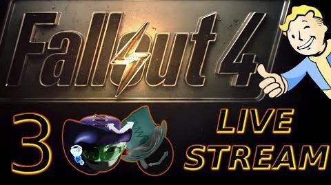 Kill Clock Apocalypse streams Fallout 4! (Live stream 3)