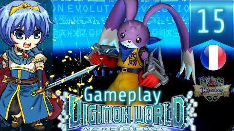 Let's Play FR Digimon World Next Order - Gameplay PS4 Français - Turuiemon 15