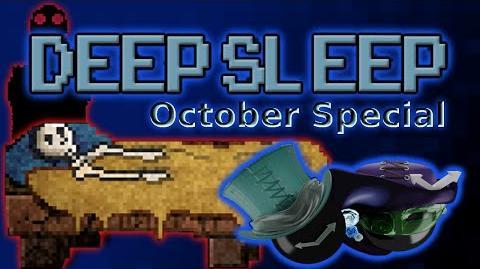 Deep Sleep The Editor Strikes Back