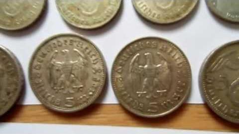 Silber-, Gold- und Billon- Sammlung German