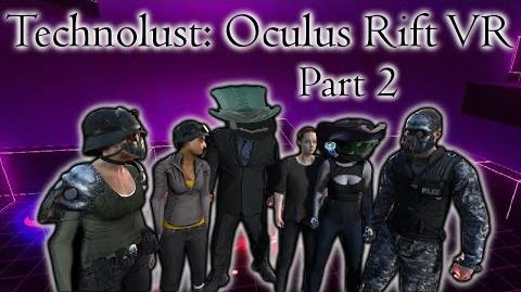 TECHNOLUST OCULUS SPECIAL -part 2- Its all about the BEWBS