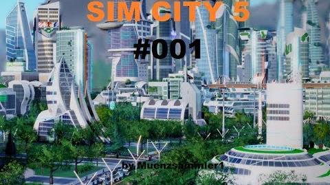 Let's Play SimCity 5 001 Schon ein Millionär