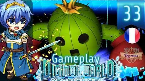 Let's Play FR Digimon World Next Order - Gameplay PS4 Français - Digivolution Togemon 33