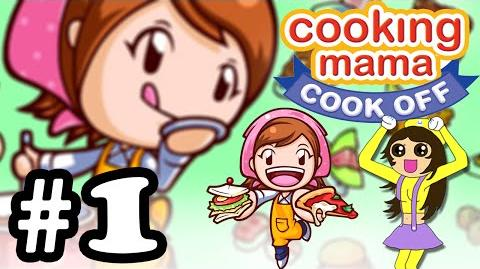 Let's Play Cooking Mama Cook Off 1 Minestrone (Madame Wario)