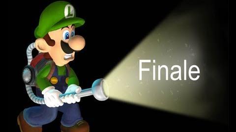 Luigi's Mansion - Finale - Wait, Bowser?