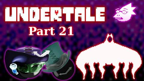 Undertale Hello~ It's me! Is Everyone Happy? -part 21-