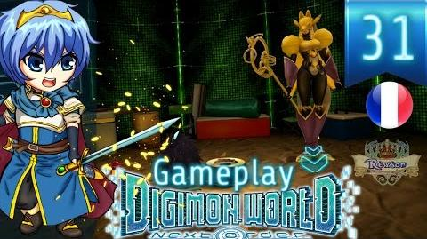 Let's Play FR Digimon World Next Order - Gameplay PS4 Français - Premier Campement Digimon ! 31