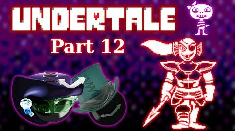 Undertale The Ultimate Showdown of Ultimate Undyne -part 12-