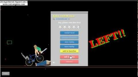 Joel's LP Happy Wheels Pt1 Scared Out of my LIFE!