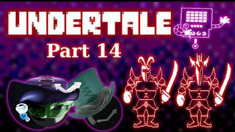 Undertale Follow the Underground Brick Road!!! -part 14-