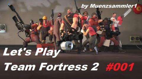 Let's Play Together Team Fortress 2 001 Jetzt gehts richtig ab