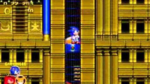 Let's Co-Op Sonic 2 Heroes Episode 2 Super Tools