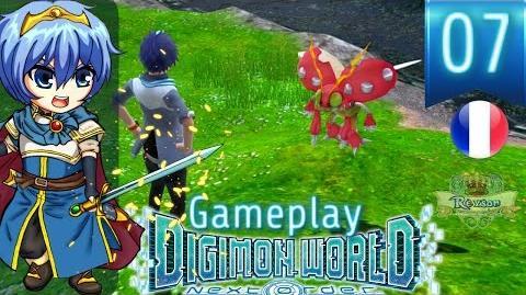 Let's Play FR Digimon World Next Order - Gameplay PS4 Français - Boutique de Tentomon ! 7