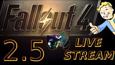 Kill Clock Apocalypse streams Fallout 4! (Live stream 2.5 CONTINUED)