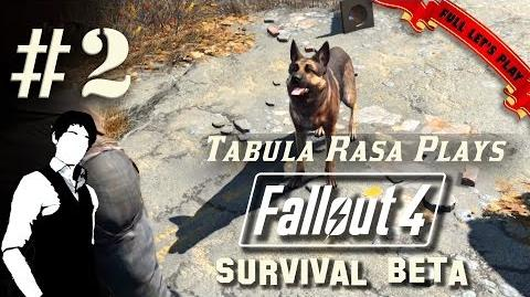 """All Dogmeats Go To Heaven"" - Fallout 4 Survival Beta (Part 2) Gameplay PC"
