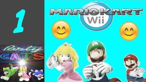 Mario Kart Wii Video 1