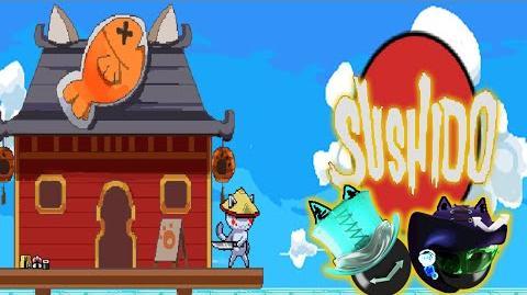 Sushido Capture Da Sushi. Make Da Sushi. EAT DA SUSHI!!!