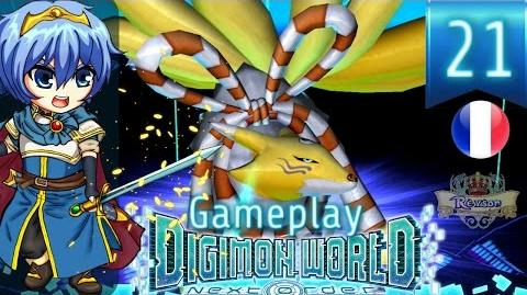 Let's Play FR Digimon World Next Order - Gameplay PS4 Français - Kyubimon 21
