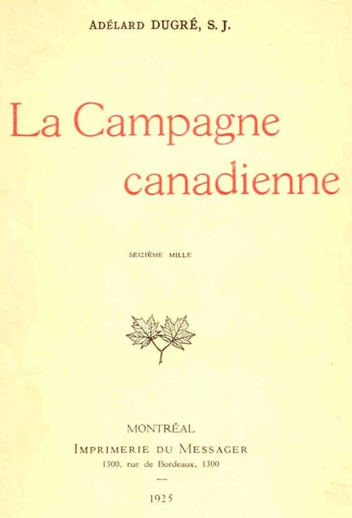 Campagnecanadienne