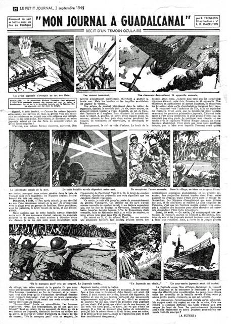 Guadalcanal pj