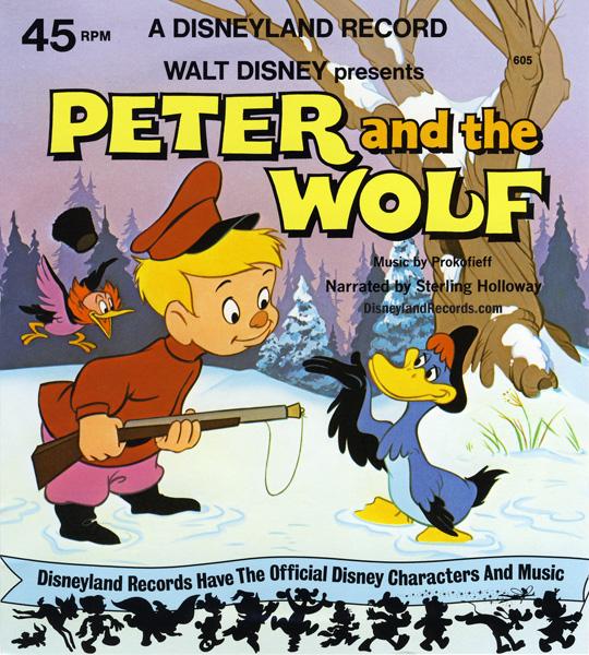 peter and the wolf   wikia la bd de journal au québec   fandom
