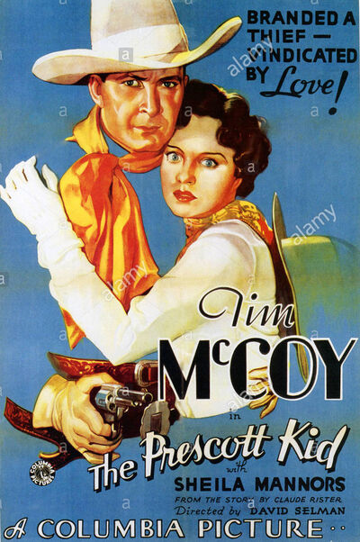 The-prescott-kid-poster-for-1934-columbia-film-with-tim-mccoy-and-C6WMTT