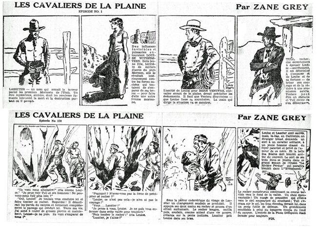 Cavaliers de la plaine