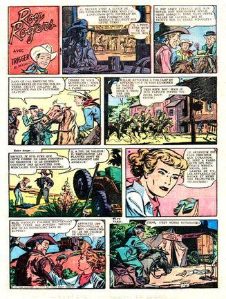 Roy Rogers 5-1-1957