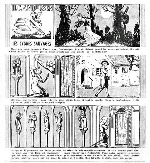 Les Cygnes Sauvages Le Soleil Wikia La Bd De Journal Au Qubec