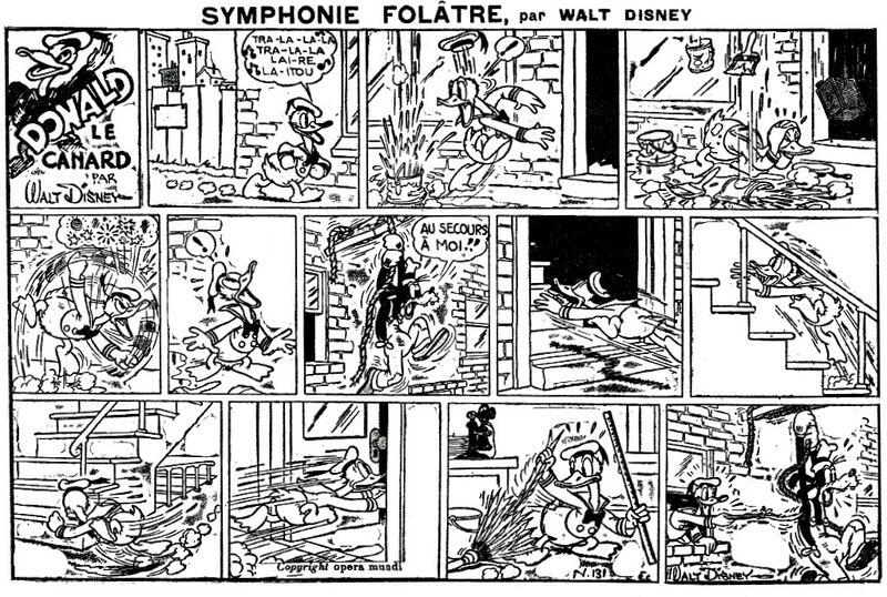 Symphonie donald