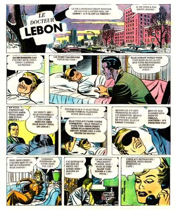 Dr Lebon 6-3-1965