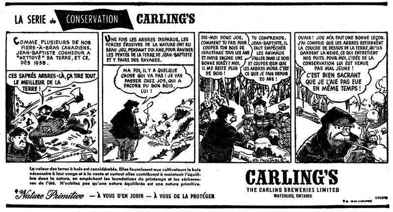 Carling auxtable 23-12-1948