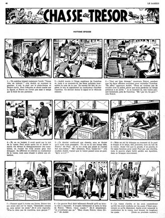 Chasse trésor 1944