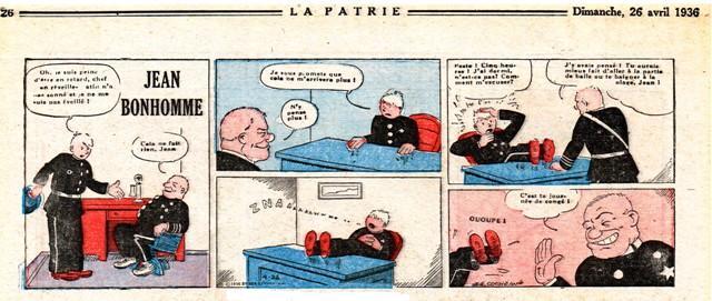 Jean bonhomme 2