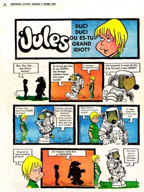 Jules Le Soleil 9-2-1973