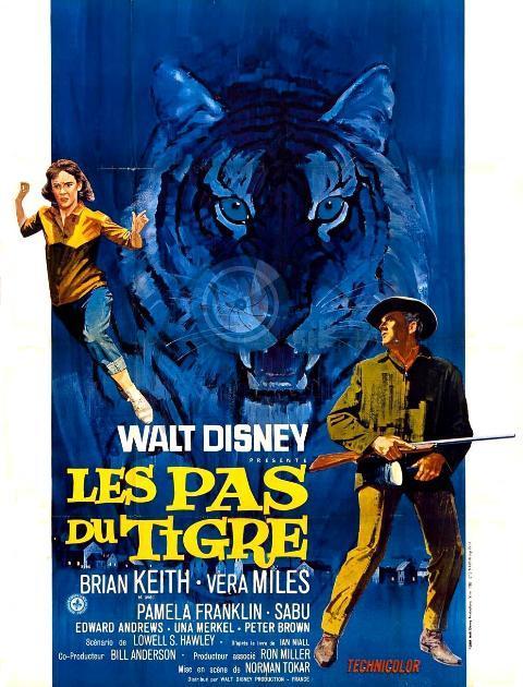 Le pas du tigre