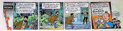 Tintin quaker