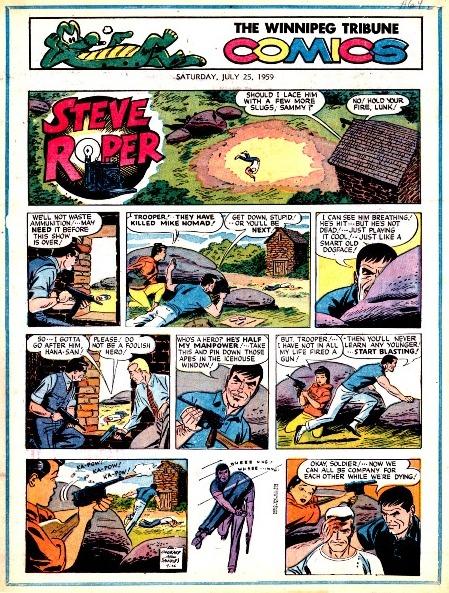 Steve Roper 25-7-1959