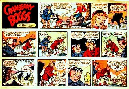 Dean don cranberyyboggs1946