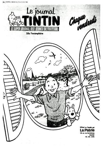 Tintin 915-5-63