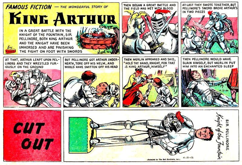 King arthur 5-6-1948