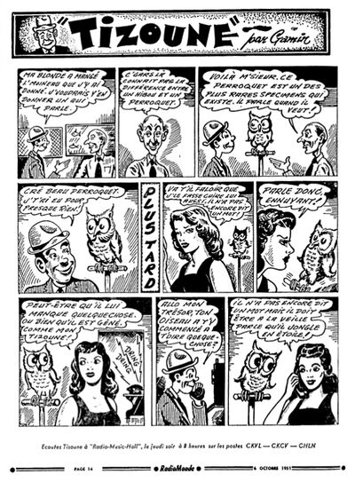 Tiz 1951-08-16 Jean Pitou