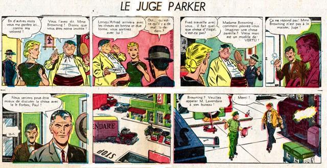 Juge Parker soleil